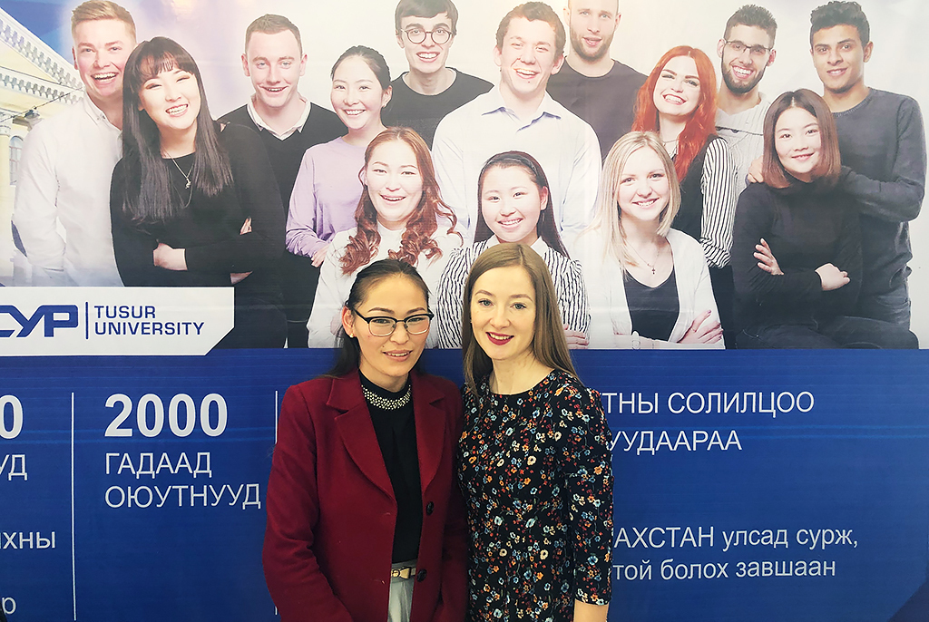 TUSUR Visits Mongolia with a Student Recruitment Mission