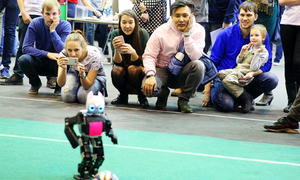 2019 RoboCup: New Challenges, More Fun