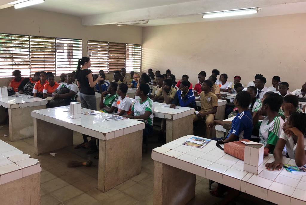 TUSUR Develops Academic Cooperation with Côte d'Ivoire