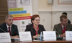 International THA Conference in Tomsk: cluster approach, high-tech enterprise cooperation, consortium formation – the current trends of innovation-driven development
