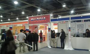 TUSUR atChina Education Expo 2013