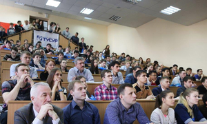 """On28–29 January 2016 Tomsk State University ofControl Systems andRadio Electronics will hold theinternational research andmethodology conference """"Modern education: problems ofcorrelation between educational andprofessional standards"""""""