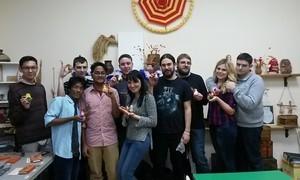 Drones toMatryoshkas: Experiencing Siberia through Internship atTUSUR University