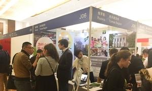 TUSUR Presents ItsAcademic Programs AtChina Education Expo
